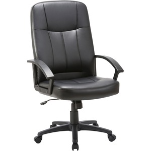 Lorell Chadwick Executive Leather High-Back Chair LLR60120