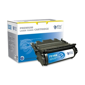 Elite Image Toner Cartridge - Remanufactured - Black ELI75168