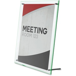 Deflect-o Superior Image Beveled Sign Holder DEF799693