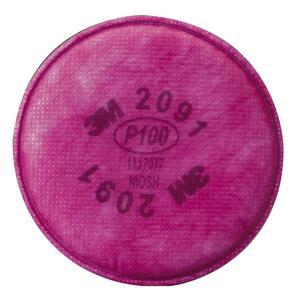 3M P100 Particulate Filter
