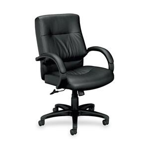 Basyx by HON VL692 Managerial Mid Back Chair BSXVL692SP11