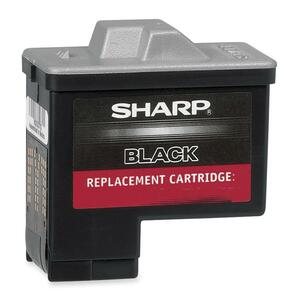 Sharp Black Ink Cartridge SHRUXC80B