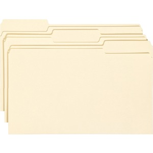 Smead 15338 Manila File Folders with Antimicrobial Product Protection SMD15338