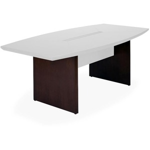 Mayline Conference Table Base MLNCT120LMAH