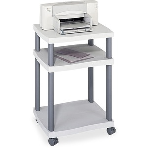 Safco Printer Stand SAF1860GR