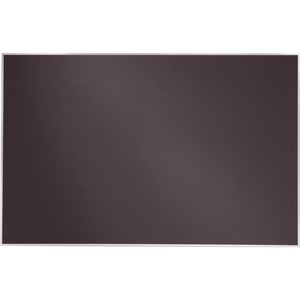 Quartet Matrix Gray Bulletin Board QRTB4831