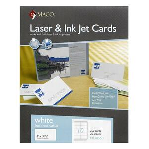Maco Business Card MACML8550