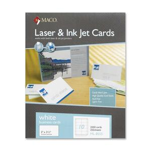 Maco Business Card MACML8555