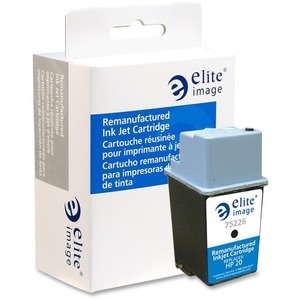 Elite Image Ink Cartridge - Remanufactured for HP - Black ELI75226
