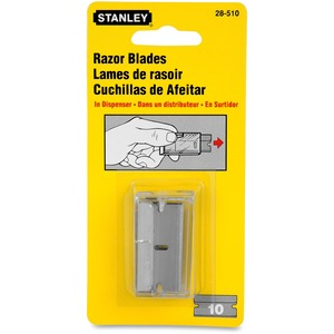 Stanley-Bostitch Single Edge Razor Blades BOS28510