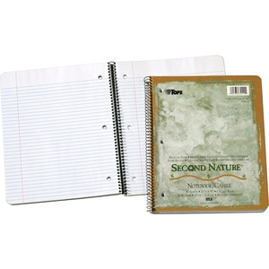 TOPS Second Nature 1-Subject Notebook TOP74111
