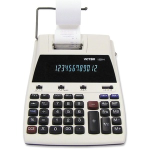 Victor 12204 Desktop Calculator VCT12204