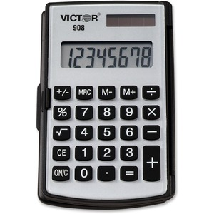 Victor 908 Handheld Calculator VCT908