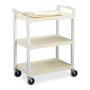 Continental 3-Shelf Utility Cart CMC5810BE