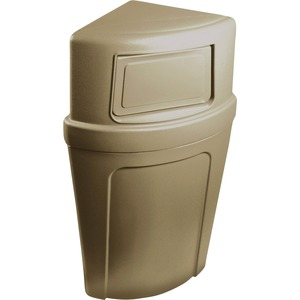Continental Corner Round Receptacle CMC8325BE