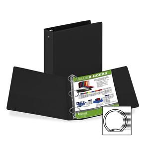 Samsill Suede Embossed Value Ring Binder SAM11600