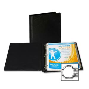 Samsill Contour Heavy-Duty Locking Ring Binder SAM17430