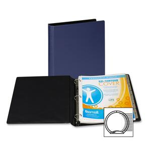 Samsill Contour Heavy-Duty Locking Ring Binder SAM17432