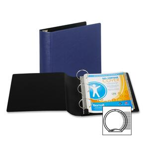 Samsill Contour Heavy-Duty Locking Ring Binder SAM17482