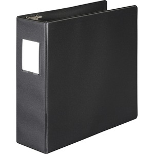 Wilson Jones Standard D-Ring Binders with Label Holder WLJ38349NHB
