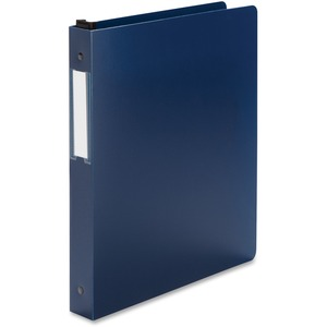 Wilson Jones Poly Hanging Ring Binder WLJ39014BL