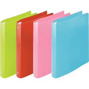 Wilson Jones Accohide Poly Binder WLJ40517