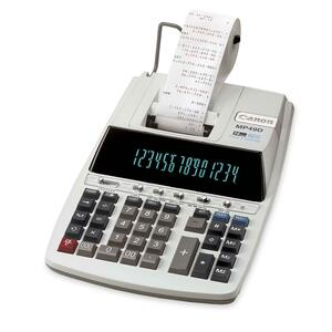 Canon MP49D Desktop Printing Calculator CNMMP49D