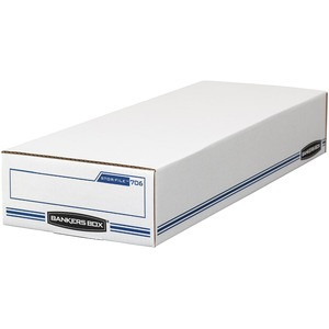 Bankers Box Stor/File - Check - TAA Compliant FEL00706