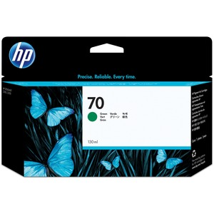 HP 70 Ink Cartridge - Green HEWC9457A