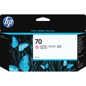 HP 70 Ink Cartridge - Light Magenta HEWC9455A