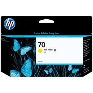 HP 70 Yellow Ink Cartridge HEWC9454A