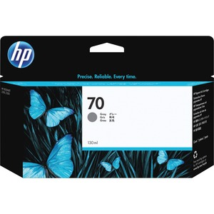 HP 70 Ink Cartridge - Gray HEWC9450A