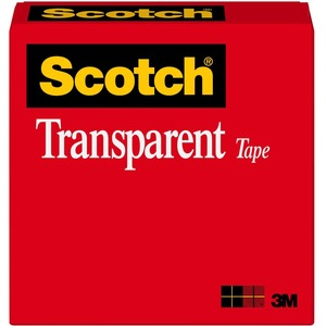 Scotch Transparent Tape MMM600341296