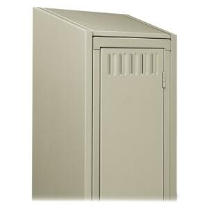 Tennsco Sloping Locker Top TNNKST1218SD