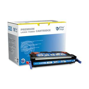Elite Image Toner Cartridge - Remanufactured for HP - Cyan ELI75175