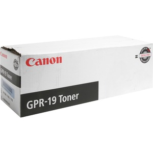 Canon GPR-19 Toner Cartridge - Black CNMGPR19