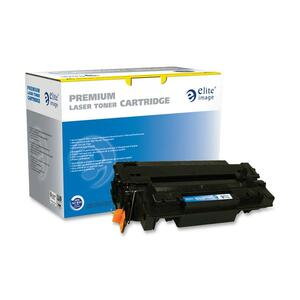 Elite Image Toner Cartridge - Remanufactured for HP - Black ELI75111