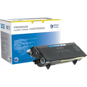 Elite Image Toner Cartridge - Remanufactured for Brother - Black ELI75158