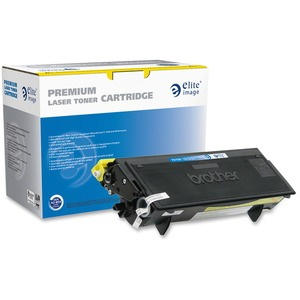 Elite Image Toner Cartridge - Remanufactured for Brother - Black ELI75159