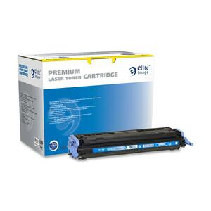 Elite Image Remanufactured HP 124A Color Laser Cartridge ELI75171