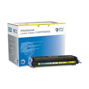 Elite Image Toner Cartridge - Remanufactured for HP - Yellow ELI75173