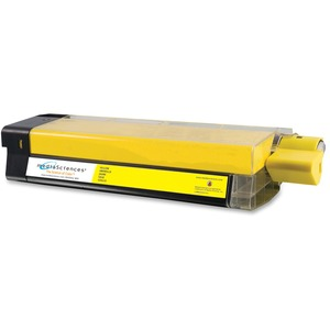 Media Sciences MS3200YHC (42804513) Okidata Compatible C3200 High Capacity Toner Cartridge MDAMS3200YHC