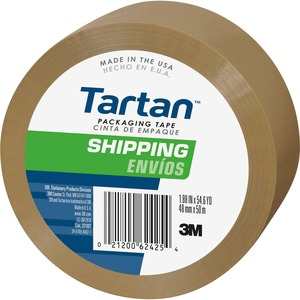 Tartan General Purpose Packing Tape MMM37102TN