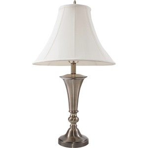 Ledu Antique Brass Finish Table Lamp LEDL9002