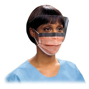 Kimberly-Clark Fluidshield Mask with SplashGuard Visor KIMTSCC026147
