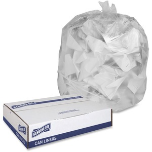 Genuine Joe Economy High Density Can Liner GJO70011