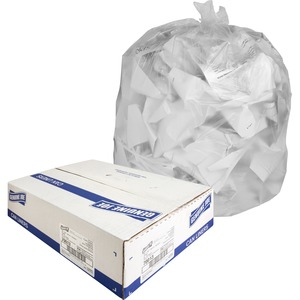 Genuine Joe Economy High Density Can Liner GJO70013