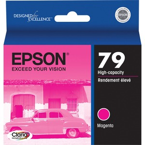 Epson 79 High-Capacity Magenta Ink Cartridge EPST079320