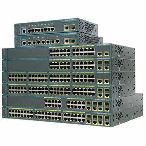CISCO WS-C2960G-8TC-L