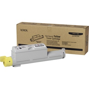 Xerox Toner Cartridge - Yellow XER106R01220
